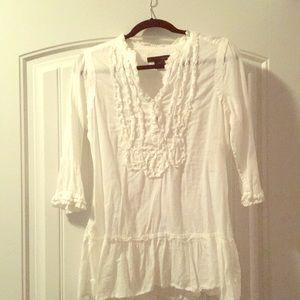 Calvin Klein White blouse